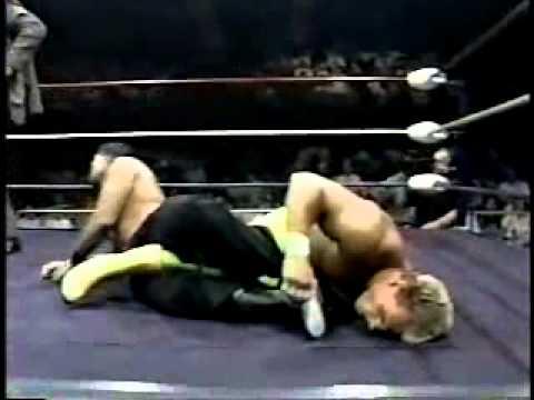 PH 9/1/89- Sting vs Muta- Part 2
