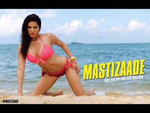 Sunny Leone Hot & Sexy Mastizaade Movie Full Official Trailer Preview 2015