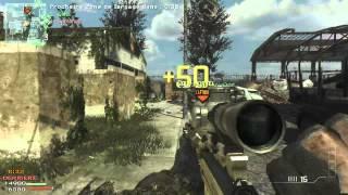 xXx TASER26 xXx - MW3 Game Clip
