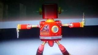 A Dança do Robô