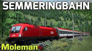 Train Simulator 2016 | The Semmeringbahn | ÖBB Class 1116