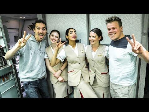 FLYING TO DUBAI!