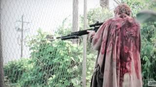 Carol breaks the crew out of Terminus- The Walking Dead - Season 5 Premiere