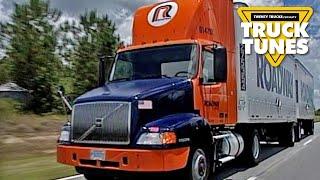 Tractor Trailer for Children   Kids Truck Video - Semi Truck