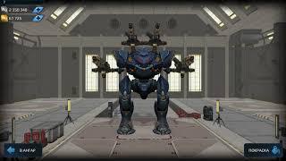 War Robots test server 4.4.0(515) Wasp Sting Viper