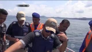 Penangkapan Perompak di Perairan Lampung - 86