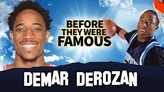 DeMAR DeROZAN - Before They Were Famous - Toronto Raptors Shooting Guard