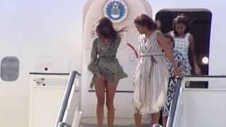 Malia Obama y otros descuidos de famosas