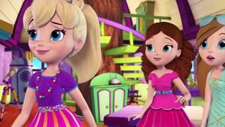 Polly Pocket | Girls Power! | Videos For Kids | Girl Cartoons | Kids TV Shows Full Episodes