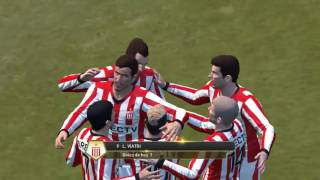 Todos los goles. Fecha 1. Primera División 2016/17.