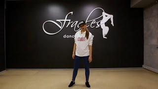 "Konshens- ""Fester skank"" Dancehall Choreo by MARU"