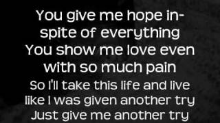 Ryan Kirkland - You Give Me Hope with Lyrics