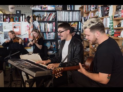 alt-J: Tiny Desk Concert