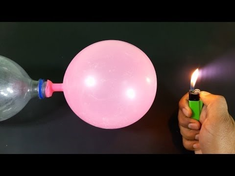 6 AWESOME BALLOON TRICKS