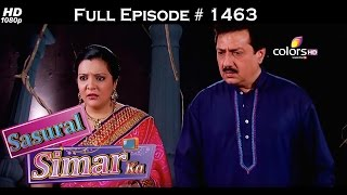 Sasural Simar Ka - 4th April 2016 - ससुराल सीमर का - Full Episode (HD)