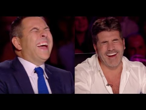 Top 10 FUNNIEST Auditions Britain s Got Talent 2016 Try NOT TO LAUGH