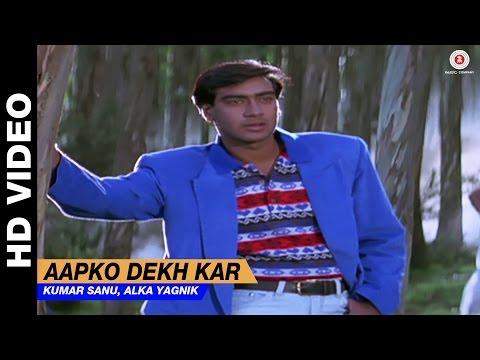 Xxx Mp4 Aapko Dekh Kar Divya Shakti Kumar Sanu Alka Yagnik Ajay Devgan Amp Raveena Tandon 3gp Sex