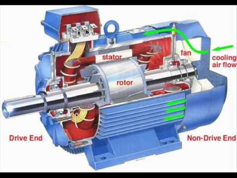 Practica 1 Motores trifásicos de inducción asíncrona