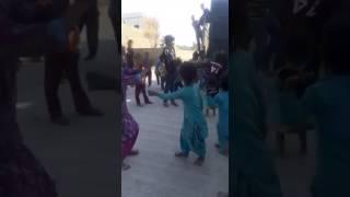 Desi little girl nice dance
