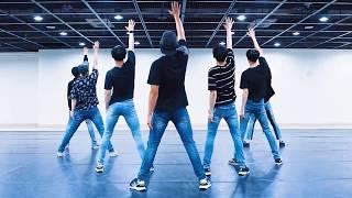 MONSTA X 'SHINE FOREVER' mirrored Dance Practice
