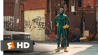 Kick-Ass (2/11) Movie CLIP - Kick-Ass's First Day (2010) HD