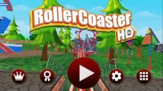 Roller Coaster Simulator HD GamePlay Video