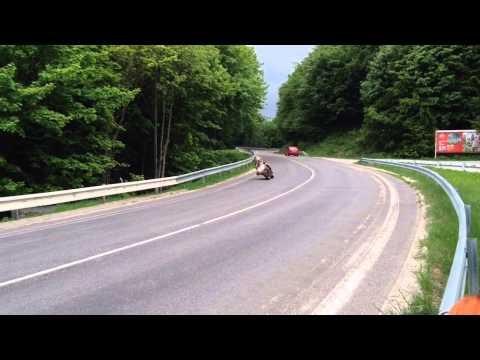 Honda CBR 1000 RR 2008 SC-Project CR-T sound