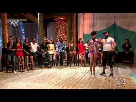 Survivor All Star Turabi nin Müthiş Dans Performansı 6.Sezon 41.Bölüm