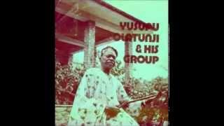 YUSUF OLATUNJI Baba in the 60s (Surakatu Akanji, Asani Ejire Oloriebi & Oludegun