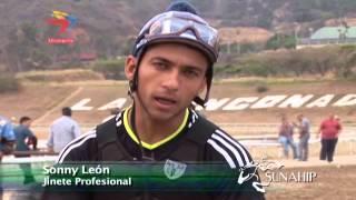 #ConoceAtuAtletaHípico Sonny León