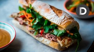 How to make... Banh Mi Sandwich!