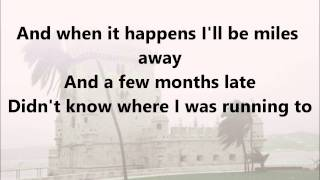 Halsey -  Roman Holiday (Lyrics)