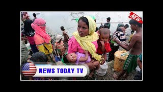 Rohingya refugees face threat of mudslides and disease, disasters emergency committee warns  NEWS T