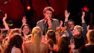 Kris Allen - All She Wants To Do Is Dance (American Idol 8 Top 8) [HQ]