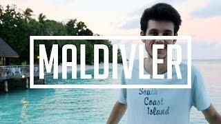 Çılgın Orkun Maldivlerde!
