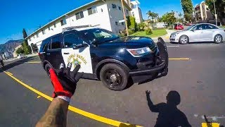 CRAZY POLICE CHASES | BIKERS vs COPS | CHASES & ENCOUNTERS