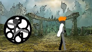 Naruto Vs Sasuke Stick Fight