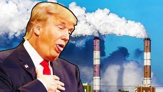 Trump Bailing Out Coal