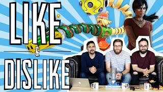 LIKE & DISLIKE: Nintendo Direct, Uncharted, Dark Souls 3, PlayerUnknown's...