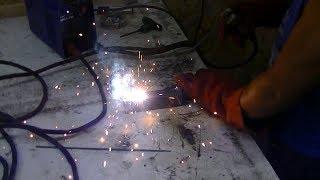 لحام الحديد سهل جداً   تعليم الحدادة دورة fekra decor
