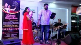 Konchi Karayalle from Poomukhappadiyil Ninneyum Kathu- By Vishal Chandran and Soorya Keshav