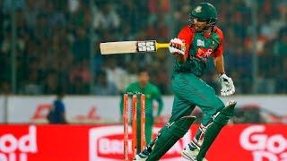 Bangladesh Vs Pakistan   Asia Cup 2016   Saumya Sarkar 48 Runs - 2016