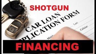 "Why CAR DEALERS do ""SHOTGUN FINANCING"" - Auto Finance Tricks (Vehicle Loan, Bad / Good Credit)"