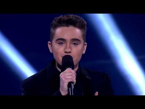 Harrison Craig Sings Unchained Melody: The Voice Australia Season 2