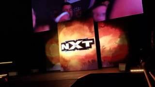Shinsuke Nakamura's Entrance (North Charleston, SC; 4-9-2016)