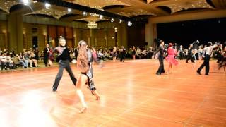 Crown Dance B grade Latin Final 2017