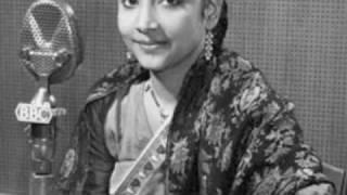 Geeta Dutt : Sun sun ri Bulbul deewani : Film - Jeene Do (1948)