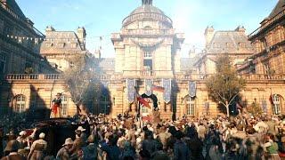 Assassin's Creed Unity Gameplay Trailer