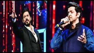 8th Mirchi Music Awards 2016 | Shah Rukh Khan | Hrithik Roshan At Mirchi Music Awards