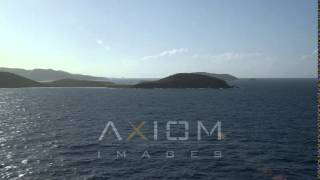 fly over caribbean waters culebrita puerto rico aerial stock footage  ax103 088 4k youtube